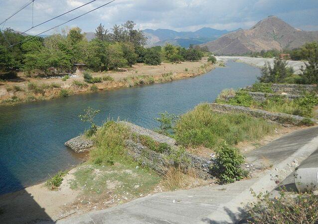 Cabangan river