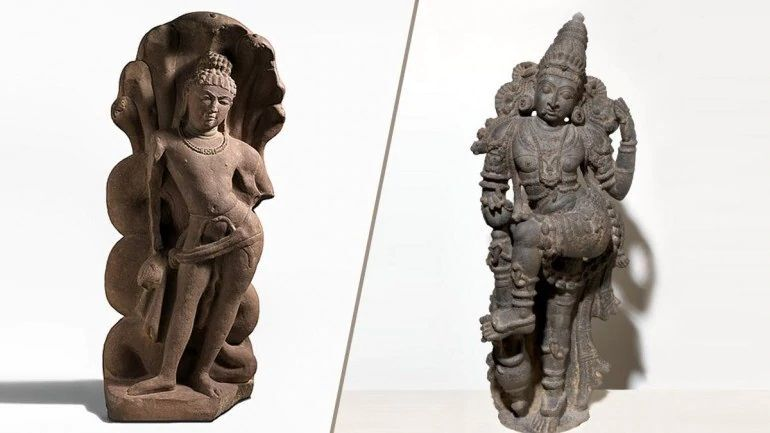 Indian artefacts
