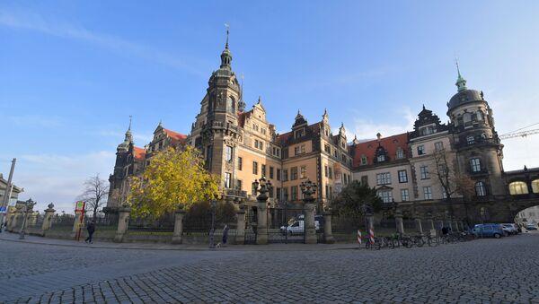 Green Vault city palace in Dresden - Sputnik International