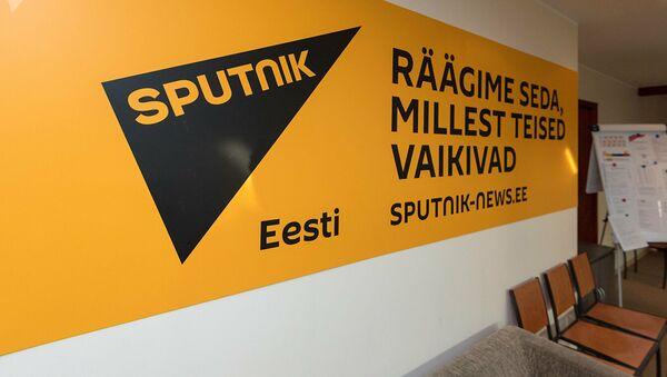 Sputnik Estonia - Sputnik International