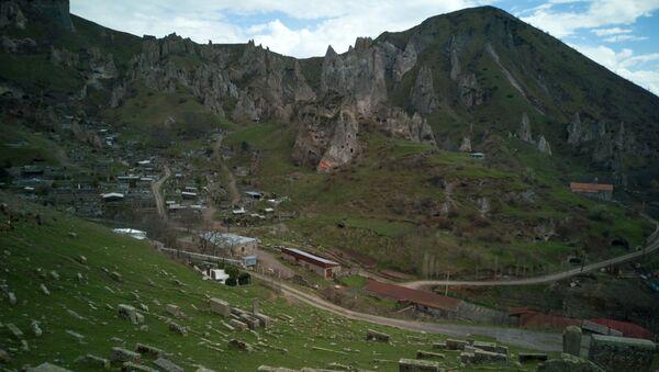 Armenian Highlands - Sputnik International