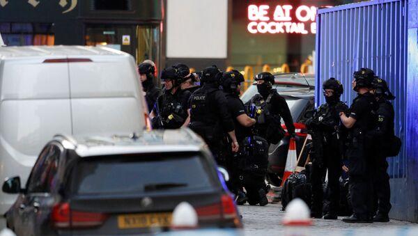 Police Officers at the Site of Incident at London Bridge - Sputnik International