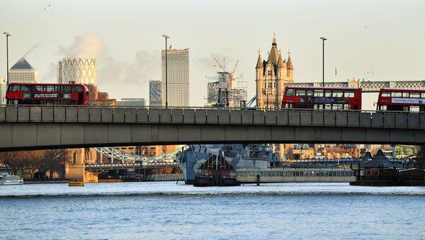 General View of London Bridge After a Stabbing Incident - Sputnik International