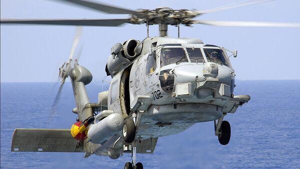 Sikorsky SH-60 Seahawk  - Sputnik International