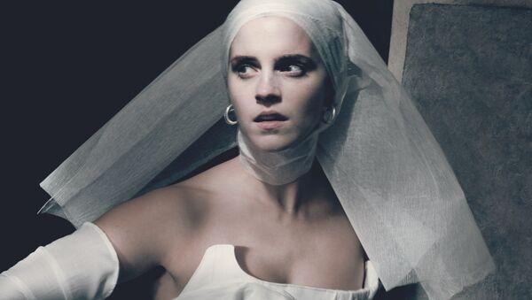 Actress Emma Watson in the Looking for Juliet 2020 Pirelli Calendar  - Sputnik International