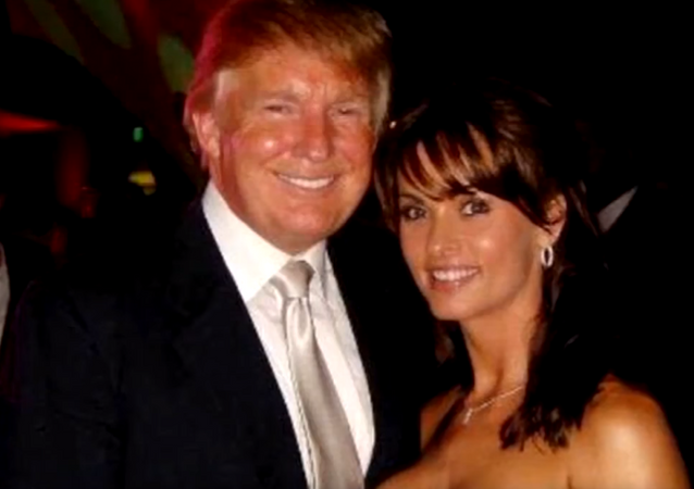How Karen McDougal Began Her Alleged Affair With President Trump