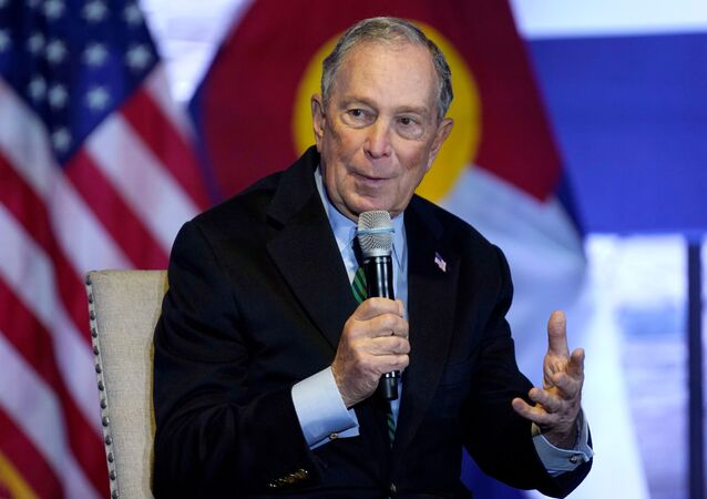 Democratic U.S. presidential candidate Michael Bloomberg speaks about his gun policy agenda in Aurora, Colorado, U.S. December 5, 2019