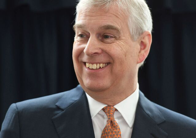 Britain's Prince Andrew, Duke of York visits the Royal National Orthopaedic Hospital to open the new Stanmore Building, in London, Britain March 21, 2019.