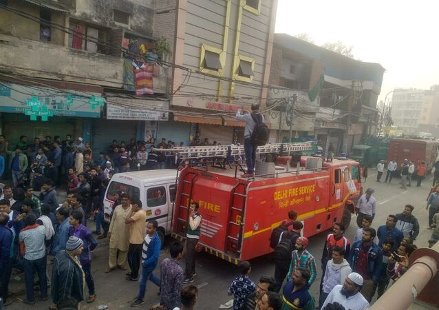 Delhi Fire Service