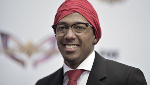 Nick Cannon attends The Masked Singer FYC event at Westfield Century City on Tuesday, June 4, 2019, in Los Angeles - Sputnik International