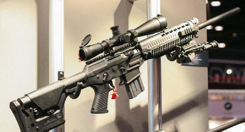 Tac6 Media 2009 SHOT Show - SIG SAUER Rifle