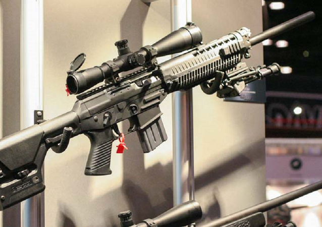 Tac6 Media 2009 SHOT Show - SIG SAUER Rifle