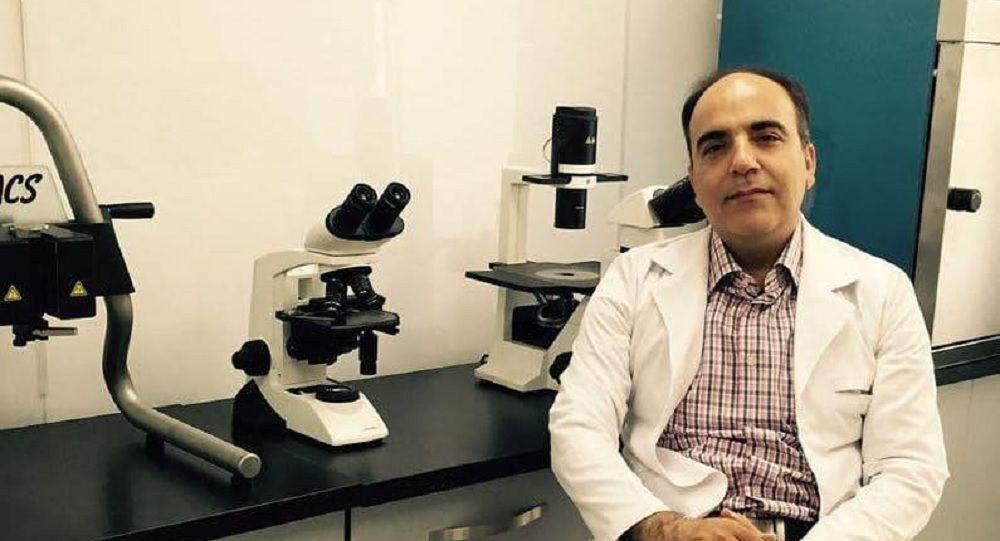 Dr. Masoud Soleimani