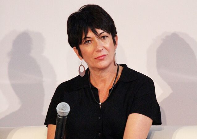 NEW YORK, NY - SEPTEMBER 20: Ghislaine Maxwell attends day 1 of the 4th Annual WIE Symposium at Center 548 on September 20, 2013 in New York City