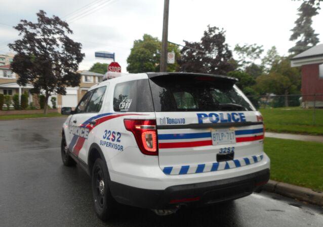 Toronto Police Supervisor
