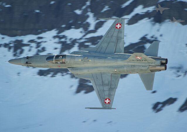 Swiss F5 Tiger