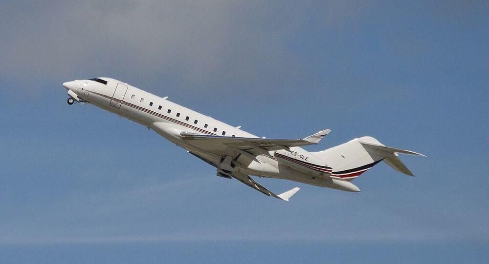 Untitled (NetJets) Bombardier Global 6000