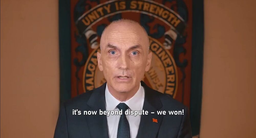 Chris Williamson announces he was awarded legal costs after his suit against the Labour Party