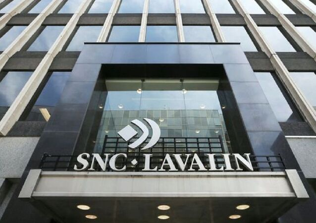 Canadian engineering giant SNC-Lavalin