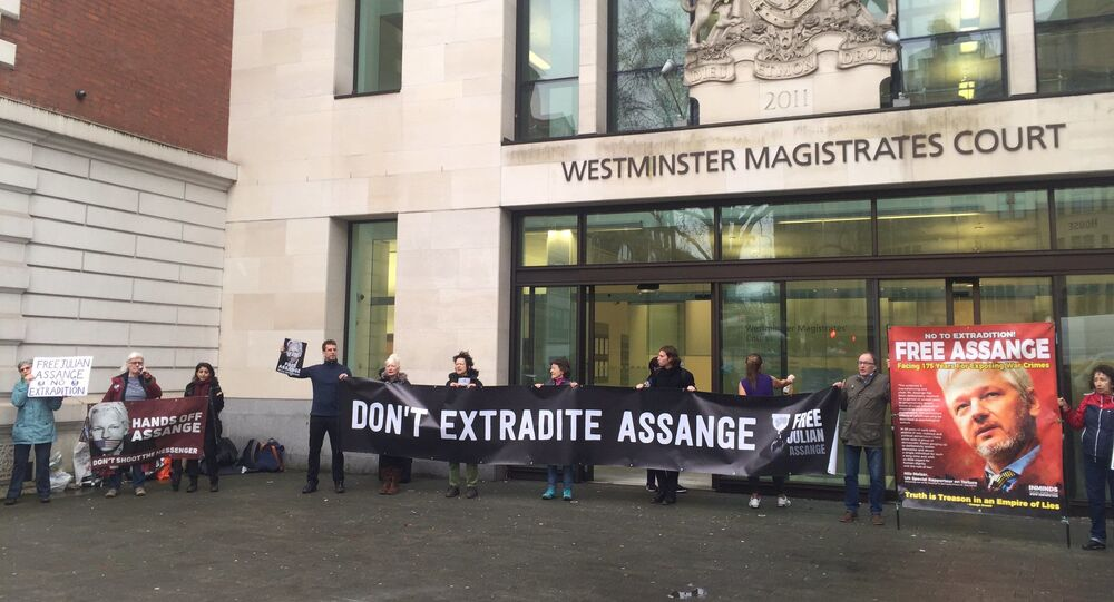 At Westminster Magistrates Court