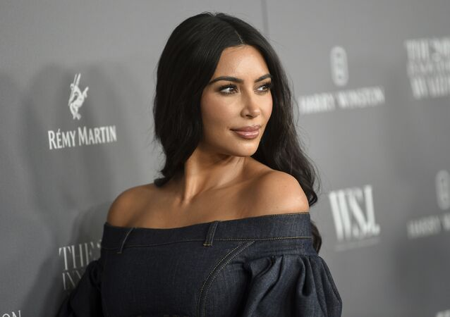 Television personality Kim Kardashian West attends the WSJ. Magazine 2019 Innovator Awards at the Museum of Modern Art on 6 November 2019 in New York.