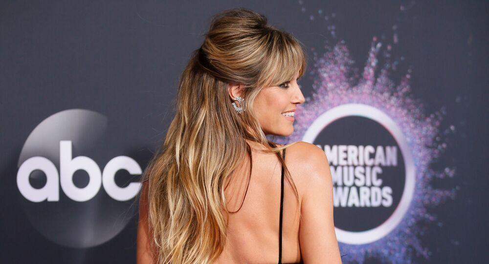 2019 American Music Awards – Arrivals – Los Angeles, California, U.S., November 24, 2019 – Heidi Klum