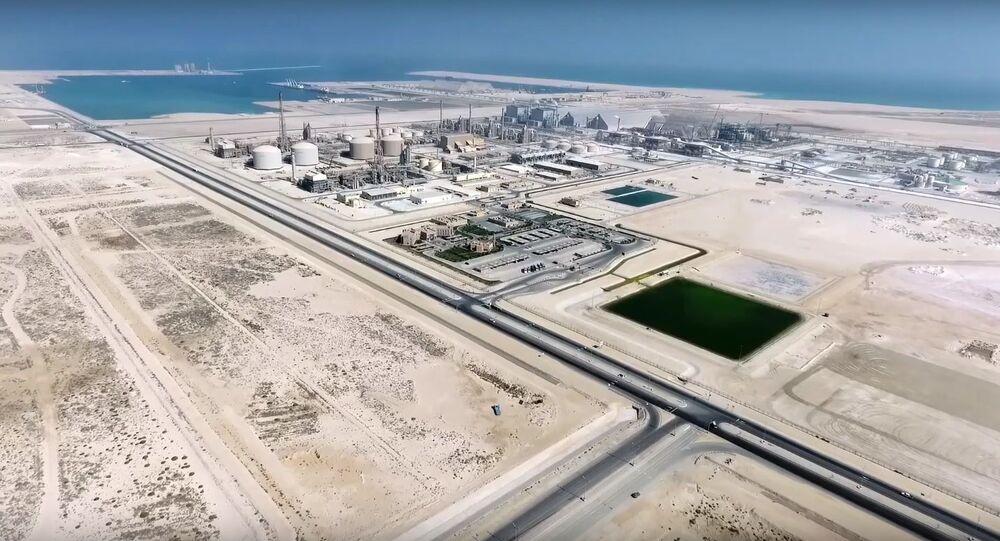 Jubail Industrial City, the biggest civil engineering project in Saudi Arabia