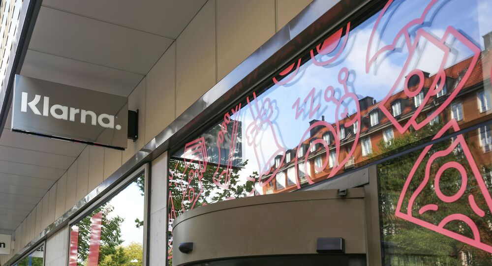 Klarna Storefront Entrance