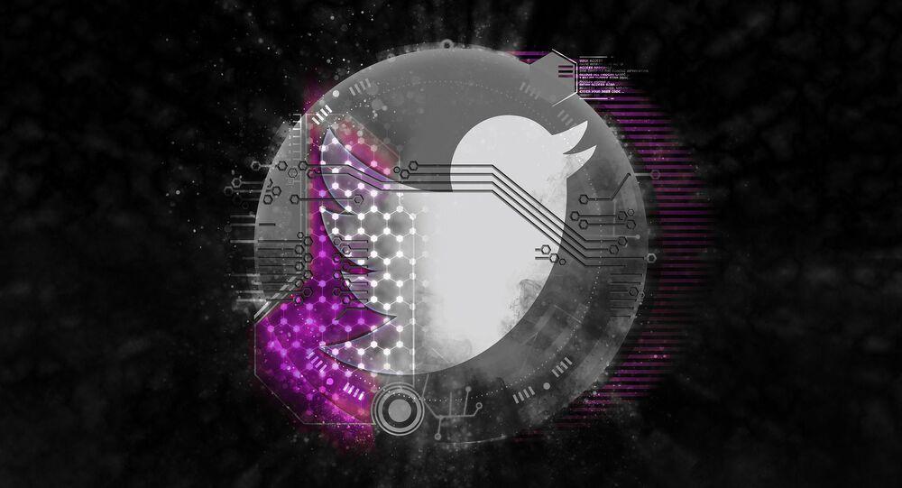 Twitter Logo, Cyber