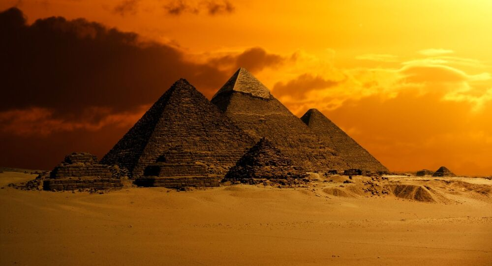 Egyptian authorities invite Elon Musk to explore pyramids