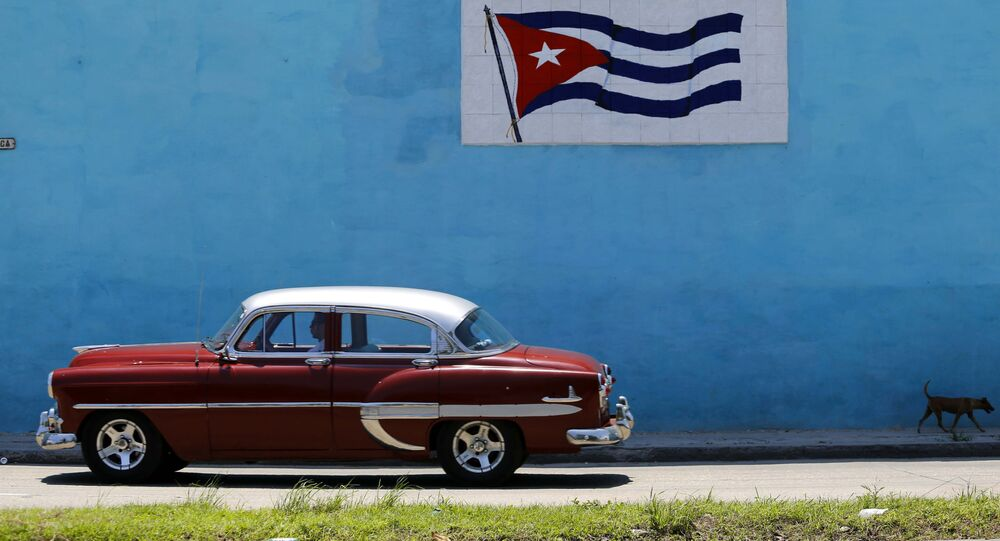USA  designates Cuba as 'State Sponsor of Terrorism'_china