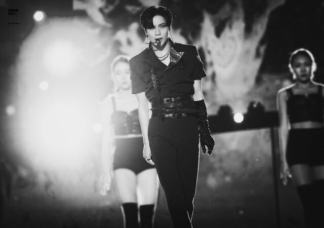 SHINee's Taemin performs at Dream Concert