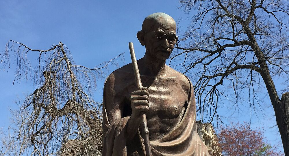 Gandhi Memorial Washington (DC)