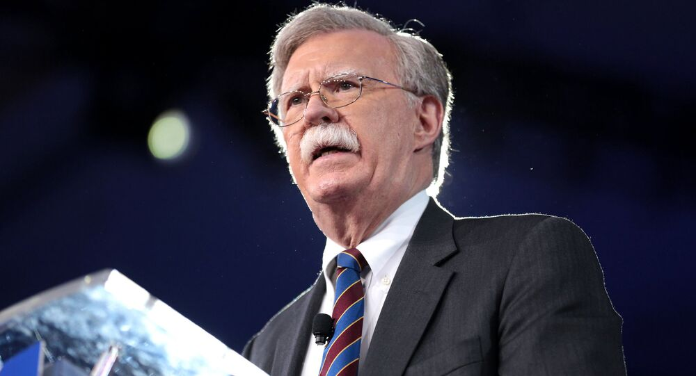 White House Warns John Bolton His Manuscript Contains Classified Information