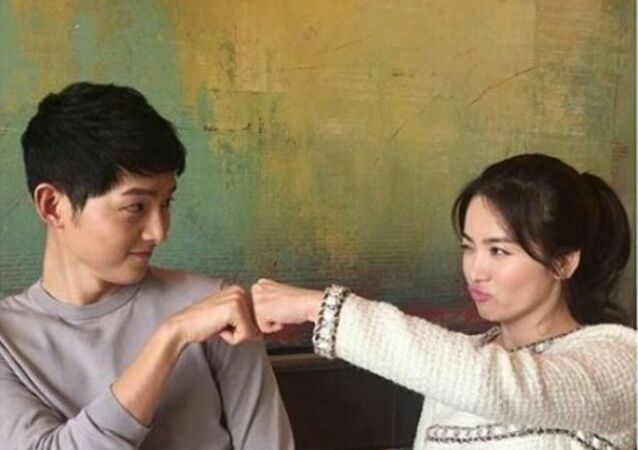 Song Joong-ki & Song Hye-kyo