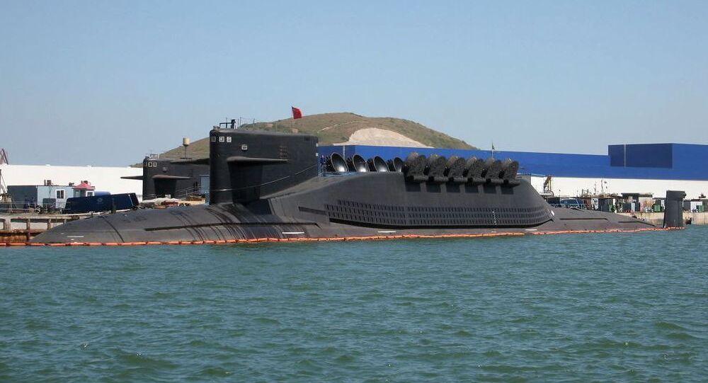 Jin-class (Type 094) Ballistic Missile Submarine
