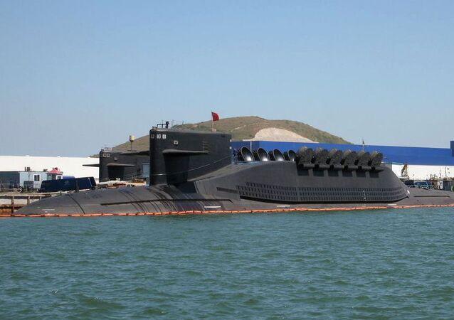 Jin (Type 094) Class Ballistic Missile Submarine
