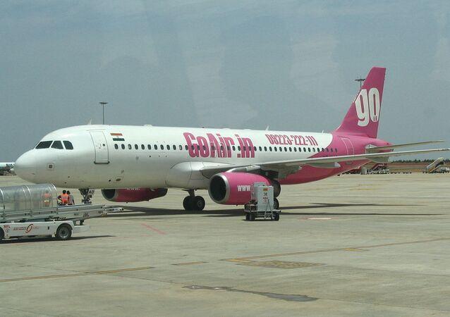 A Go Air aircraft