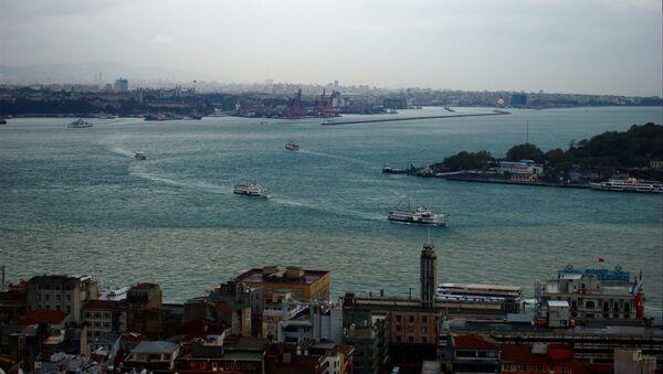 Istanbul Canal - Sputnik International