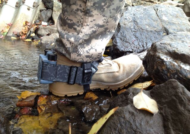 The US Army awards Maryland-based company Robotic Research LLC with a $16.5 million contract for its boot-mounted GPS tracker, WarLock.