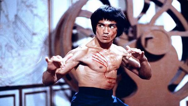 Bruce Lee, Fist of Fury, 1972  - Sputnik International