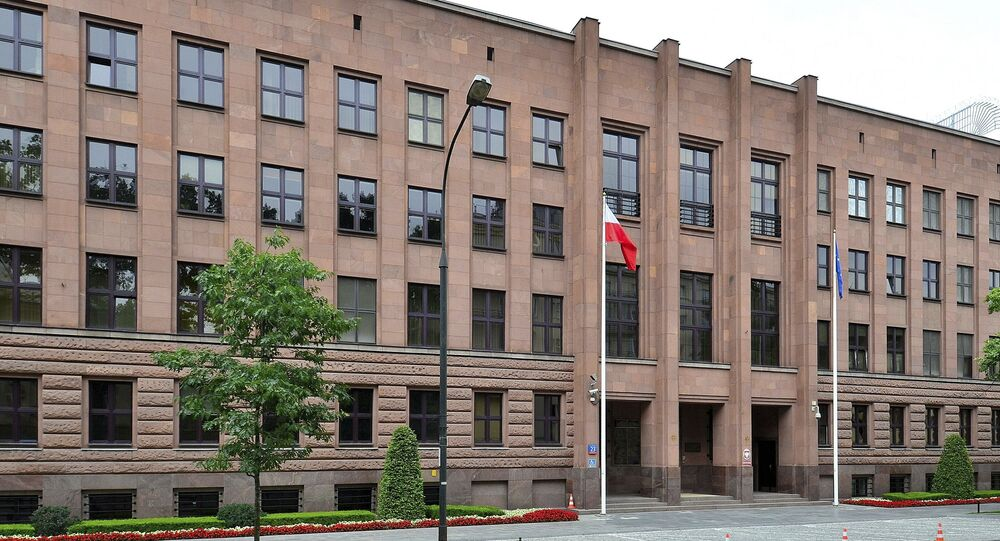 The Polish Foreign Ministry