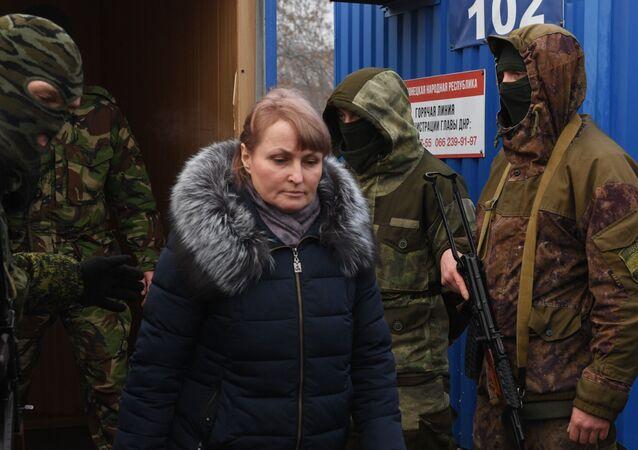 Prisoner exchange between Kiev and the self-proclaimed people's republics of Luhansk (LPR) and Donetsk (DPR)