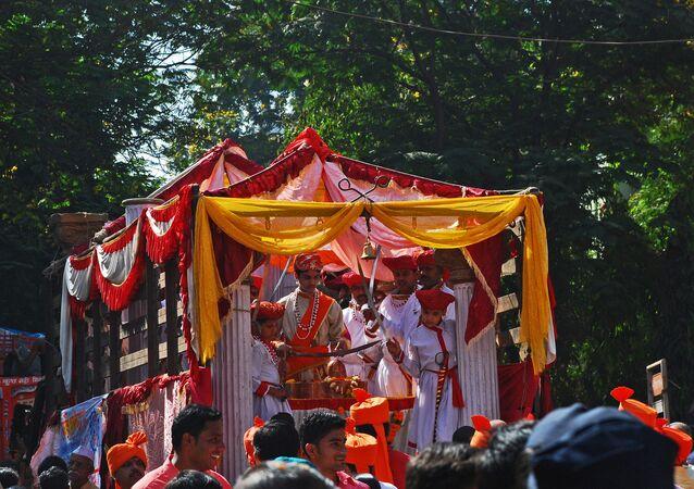 Hindu New Year celebrations