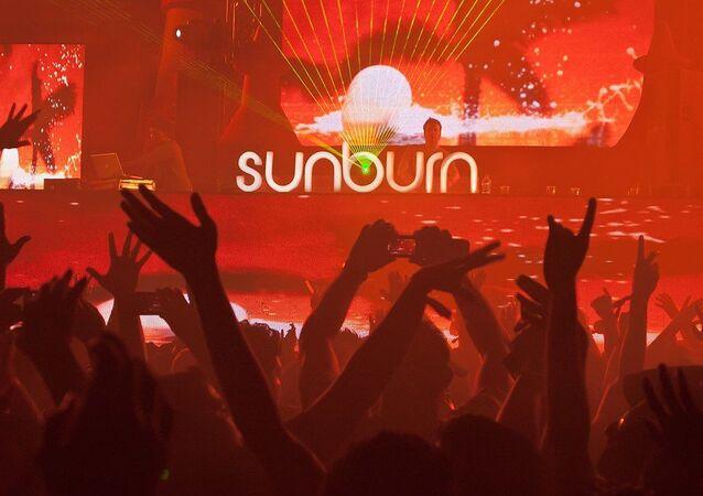 Sunburn Festival, Goa