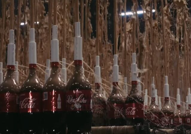 1000 FOUNTAIN OF COLA AND MENTHOS AT THE SAME TIME
