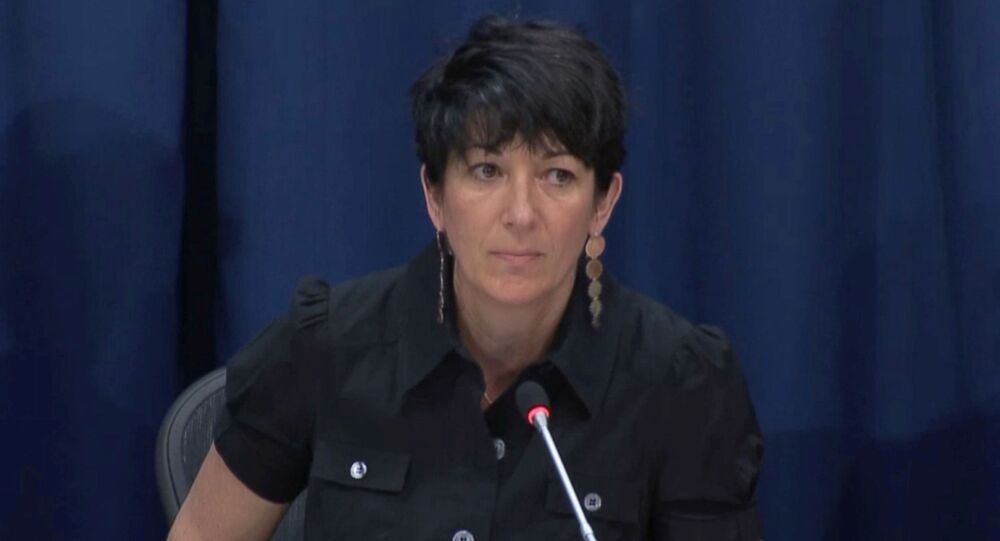 Ghislaine Maxwell, longtime associate of accused sex trafficker Jeffrey Epstein