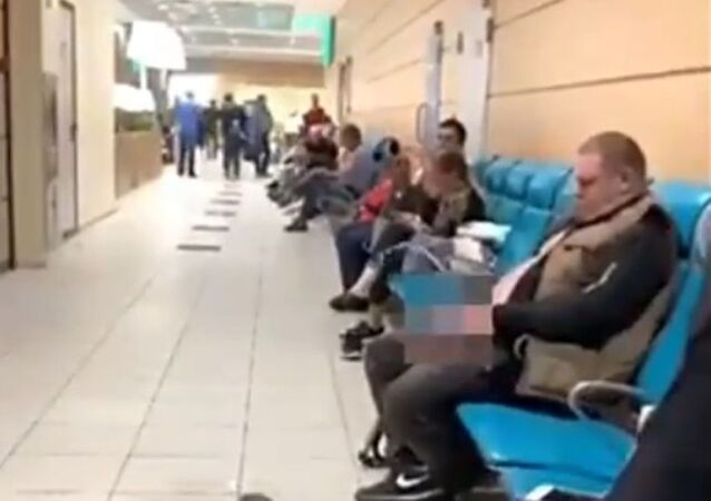 'PISS OFF': Passengers Disgusted as Man Urinates in Airport Terminal – Video