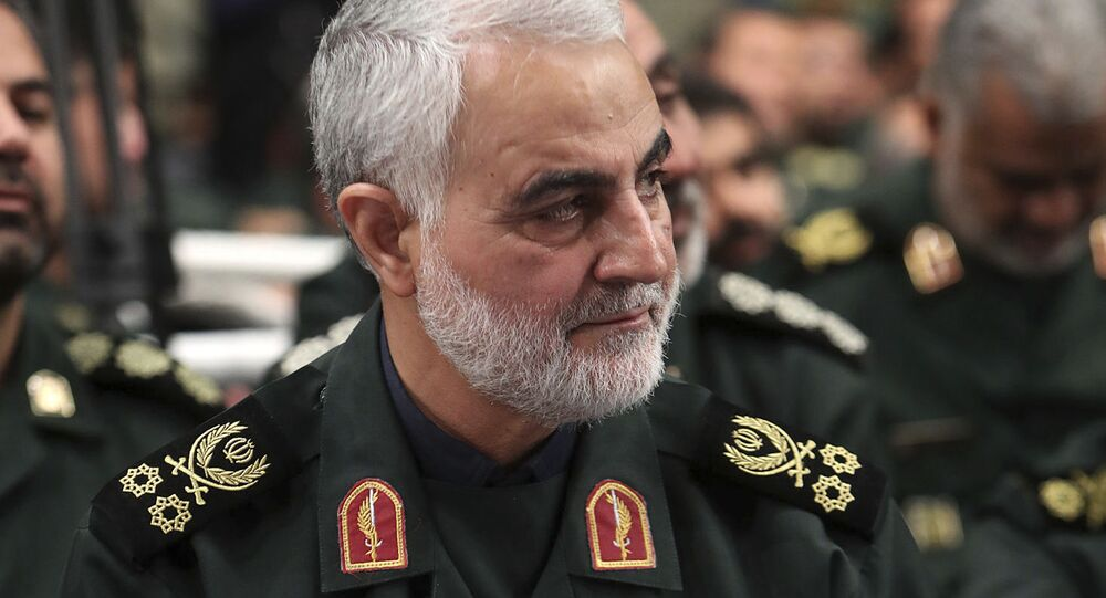 Quds Force, Gen. Qasem Soleimani