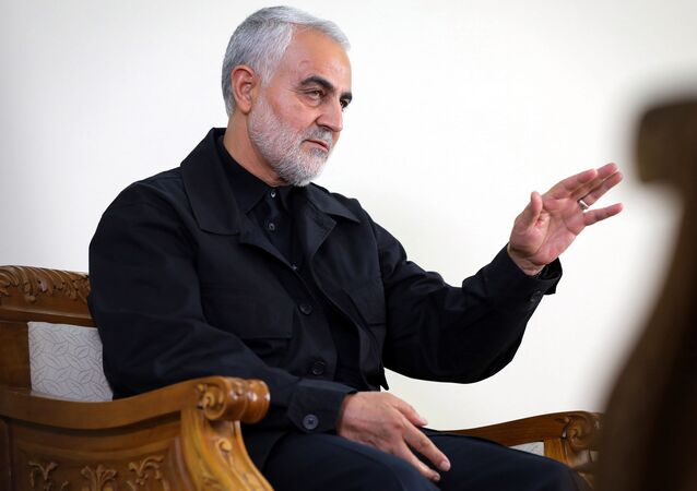 Qasem Soleimani, Iranian Revolutionary Guards Corps (IRGC) Major General and commander of the Quds Force
